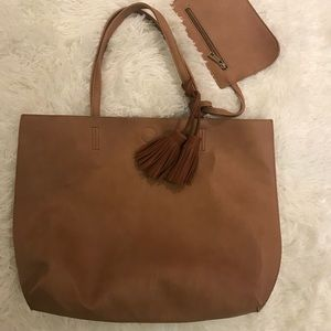 Camel soft tote boutique bought